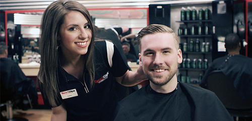 Sport Clips Haircuts of South Anchorage  Haircuts
